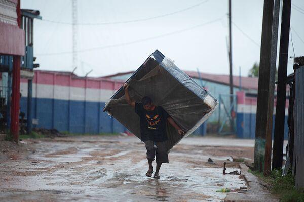 Он стал самым сильным ураганом в этом году - Sputnik Грузия