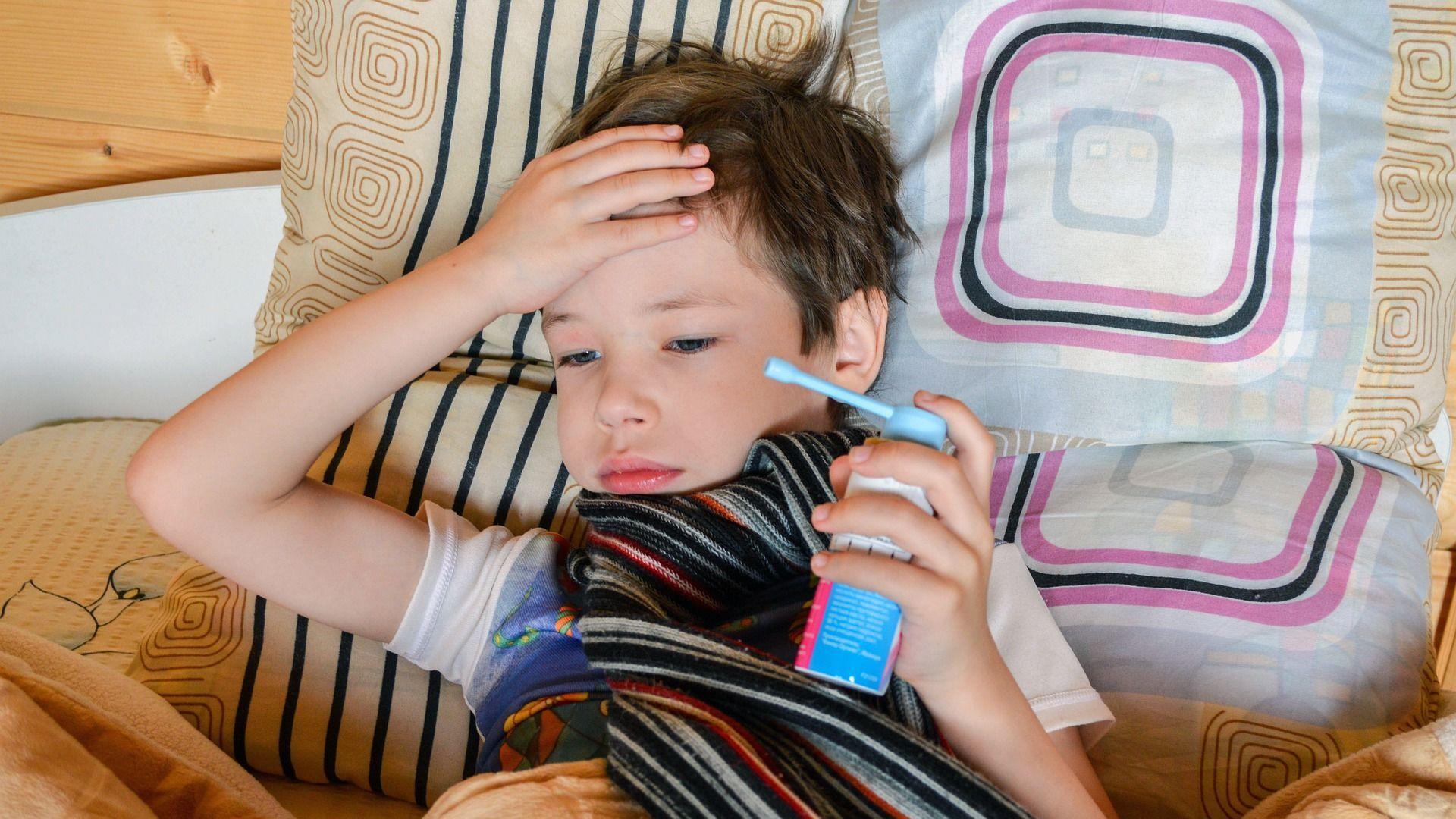 ავადმყოფი ბავშვი - Sputnik საქართველო, 1920, 28.07.2021
