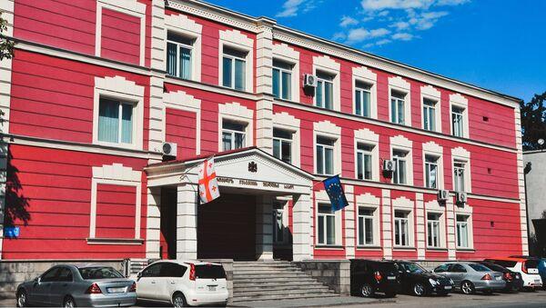 Высший совет юстиции Грузии - Sputnik Грузия