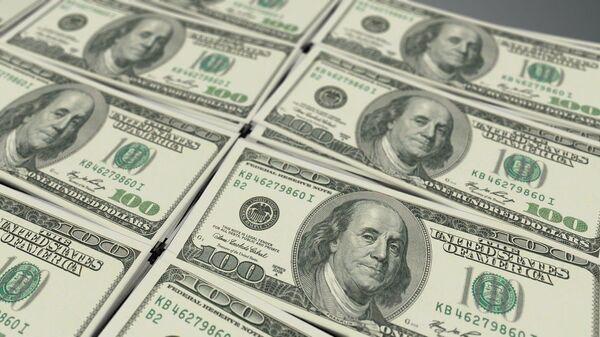 Доллары США - Sputnik Грузия