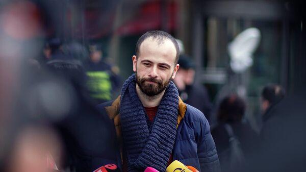 Эксперт по вопросам Конституции Вахушти Менабде - Sputnik Грузия