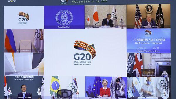 Саммит G20 - Sputnik Грузия