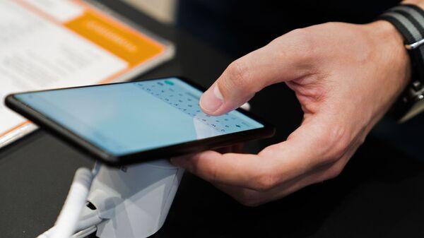 Смартфон Xiaomi  - Sputnik Грузия