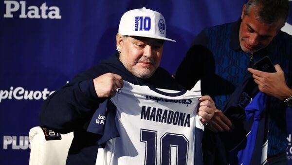 Диего Марадона - Sputnik Грузия