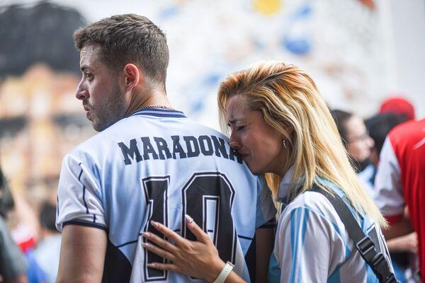 Португалец Андре Виллаш-Боаш предложил Международной федерации футбола (ФИФА) вывести из обращения 10-й номер на форме игроков в память о великом маленьком аргентинце   - Sputnik Грузия