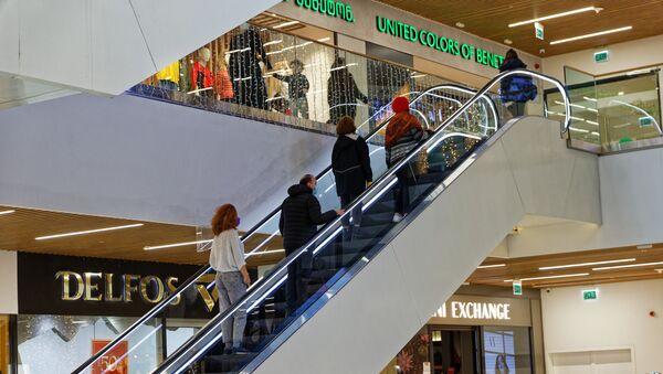 Торговый центр Galleria Tbilisi - Sputnik Грузия