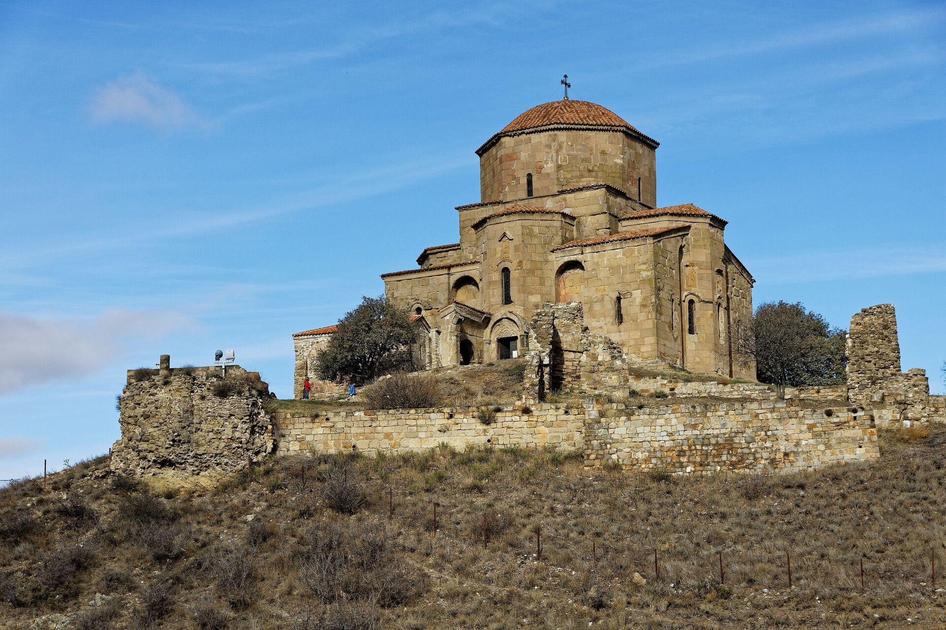 Монастырь Джвари - Sputnik Грузия, 1920, 02.09.2021