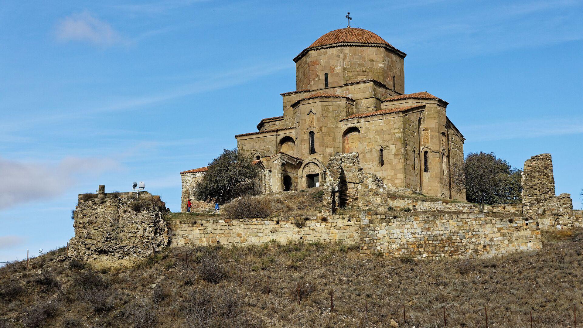Монастырь Джвари - Sputnik Грузия, 1920, 04.09.2021