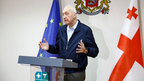 Тенгиз Церцвадзе  - Sputnik Грузия