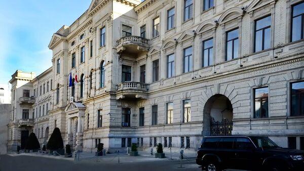 Здание верховного суда Грузии - Sputnik Грузия