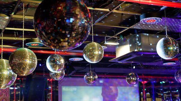 ღამის კლუბში - Sputnik საქართველო