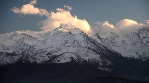 Осень в горах Чечни - Sputnik Грузия