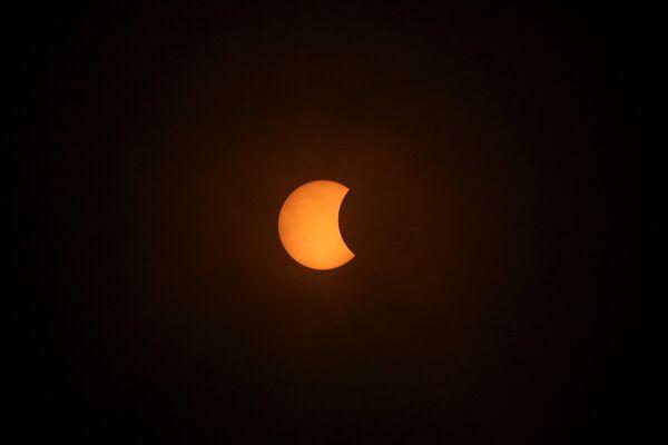 Это было единственное полное солнечное затмение 2020 года - Sputnik Грузия