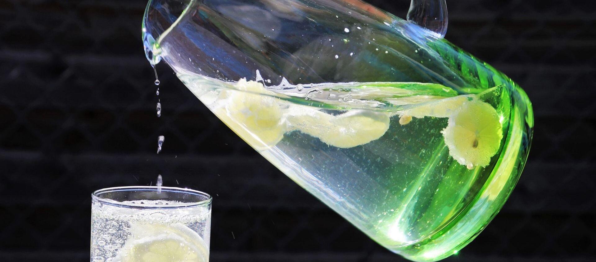 ლიმონიანი წყალი - Sputnik საქართველო, 1920, 20.03.2021