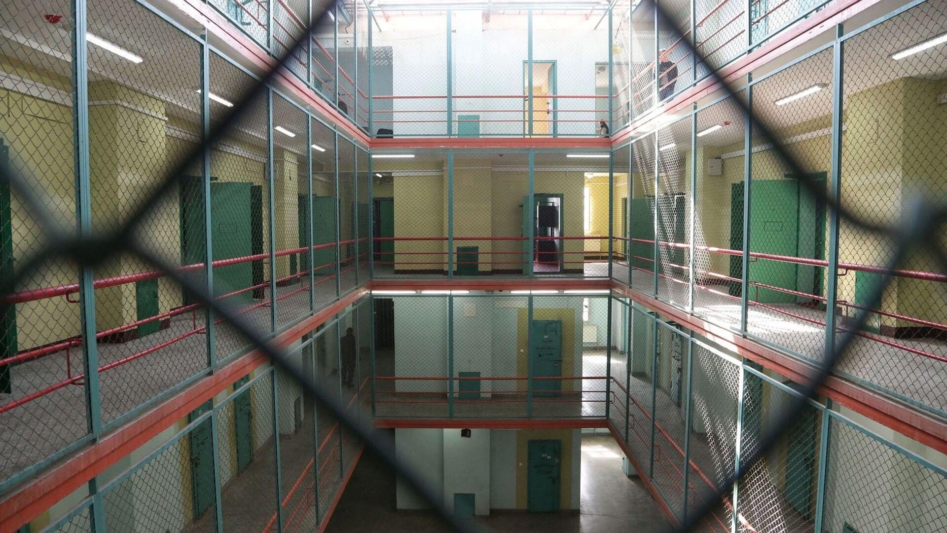 Тюрьма - Sputnik Грузия, 1920, 21.09.2021