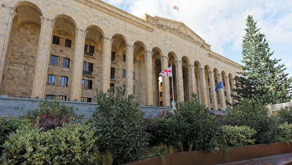 Парламент Грузии - Sputnik საქართველო