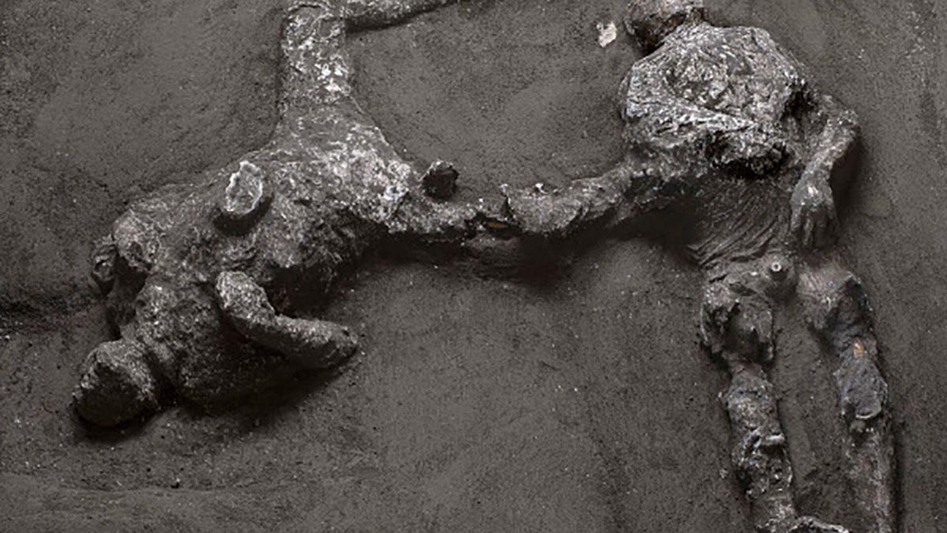 პომპეიში აღმოჩენილი არტეფაქტები - Sputnik საქართველო, 1920, 17.07.2021