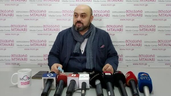 შოთა ბურჯანაძე - Sputnik საქართველო
