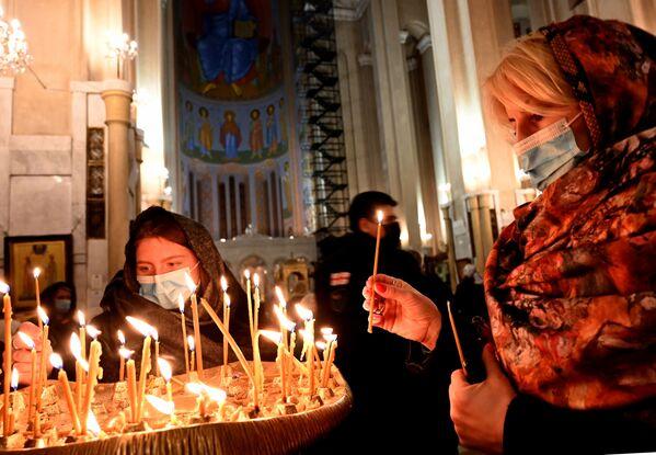 Рождество Христово – один из главных христианских праздников, символизирующий обновление  - Sputnik Грузия