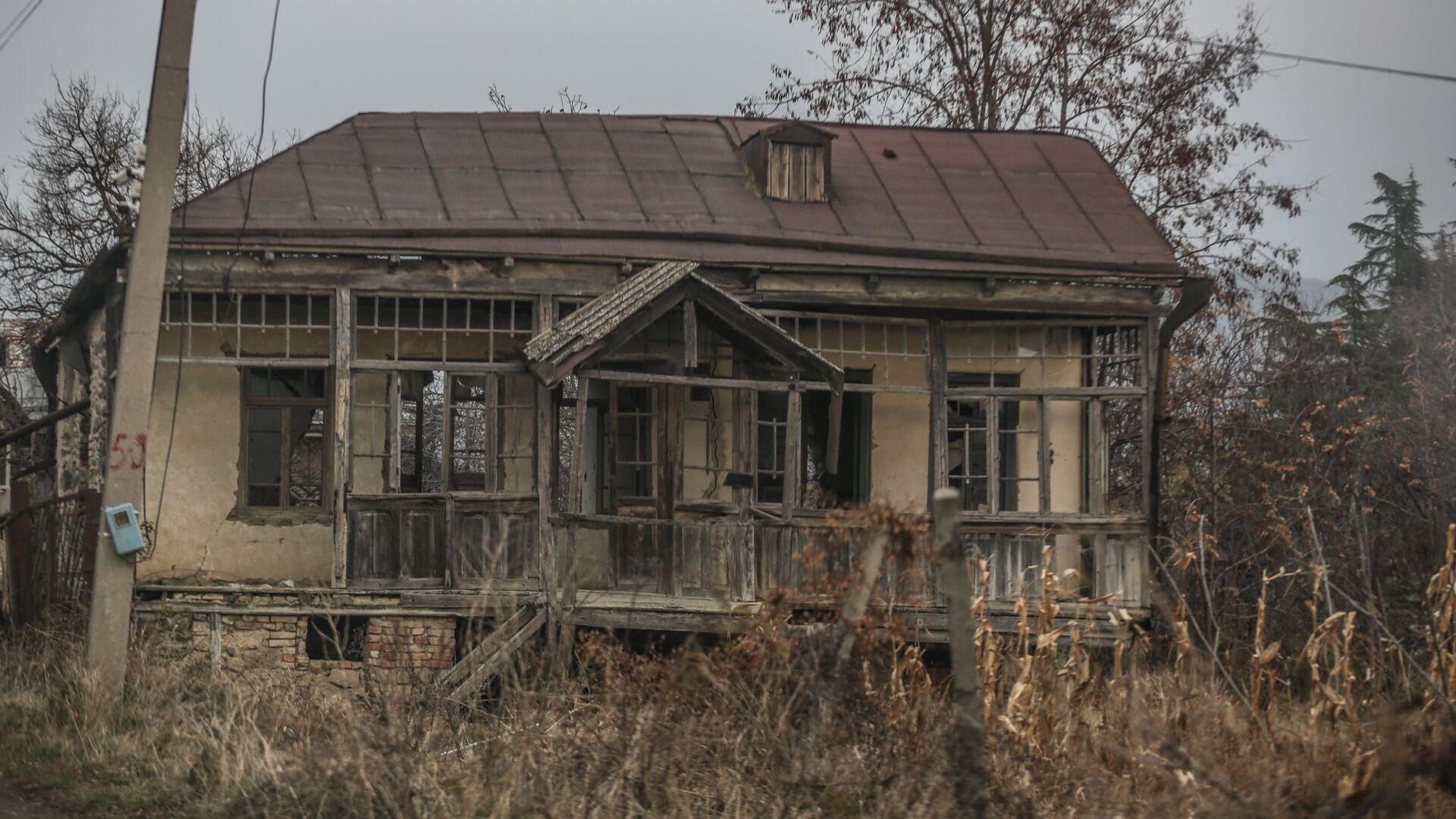 კერძო სახლი - Sputnik საქართველო, 1920, 29.06.2021