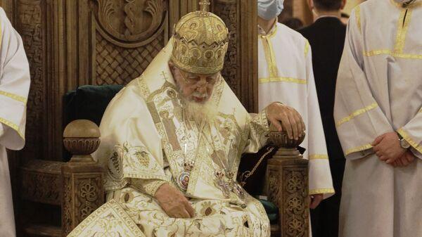 Католикос Патриарх Всея Грузии Илия Второй - Sputnik Грузия