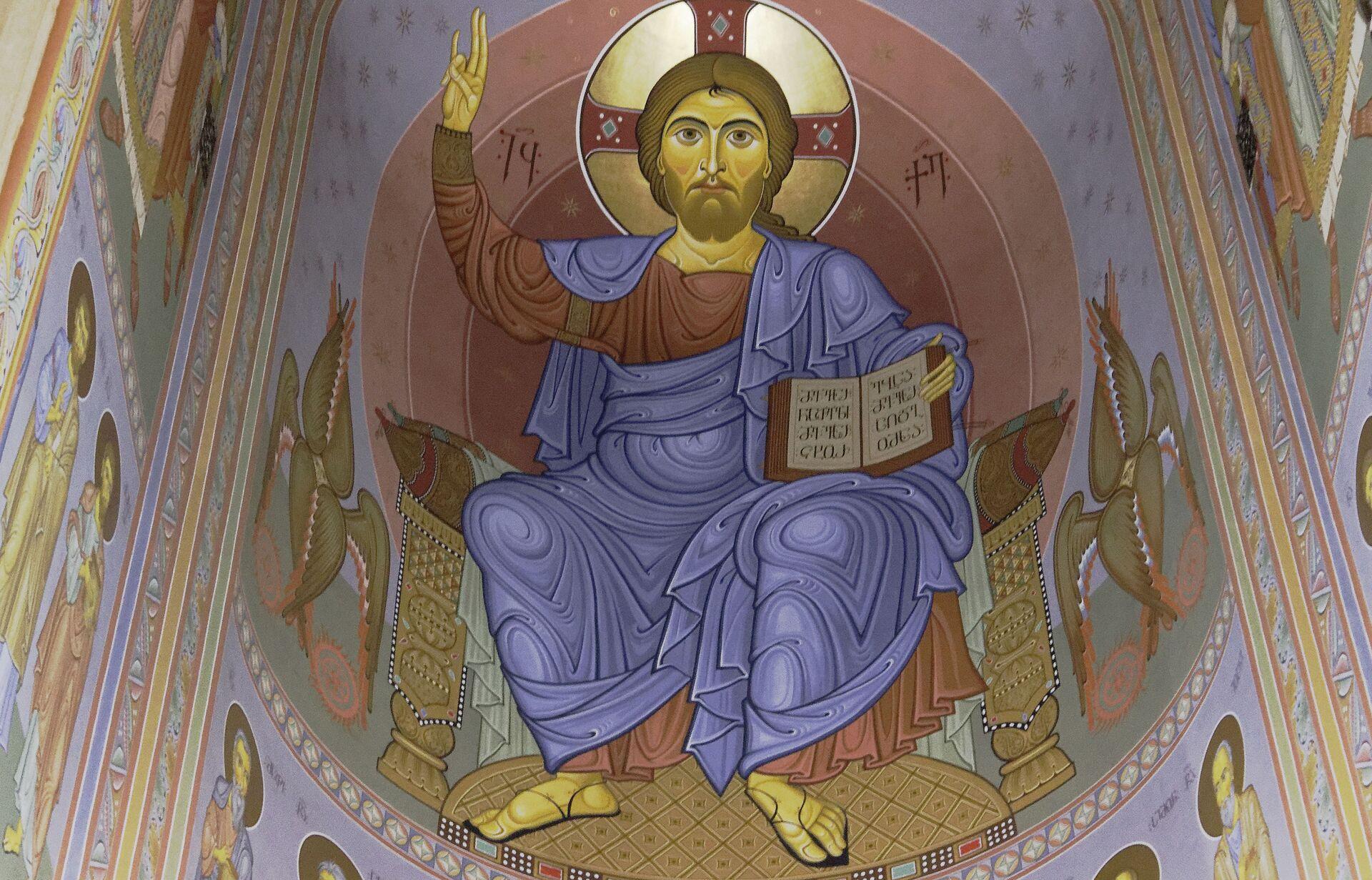 Религия и православие. Иисус Христос - Sputnik Грузия, 1920, 24.08.2021