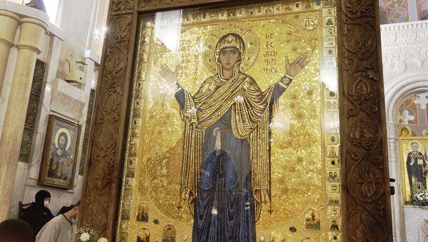 Религия и православие. Святая Нино - Sputnik Грузия