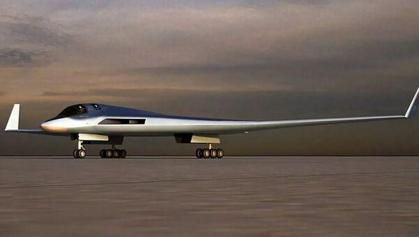 Перспективный авиационный комплекс дальней авиации (ПАК ДА) - Sputnik Грузия