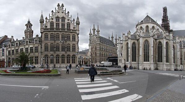 Левен, в русскоязычной литературе широко распространено также французское название Лувен, - один из университетских центров Бельгии, главный город провинции Фламандский Брабант   - Sputnik Грузия