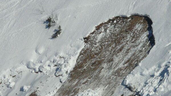 Сход лавины - Sputnik Грузия