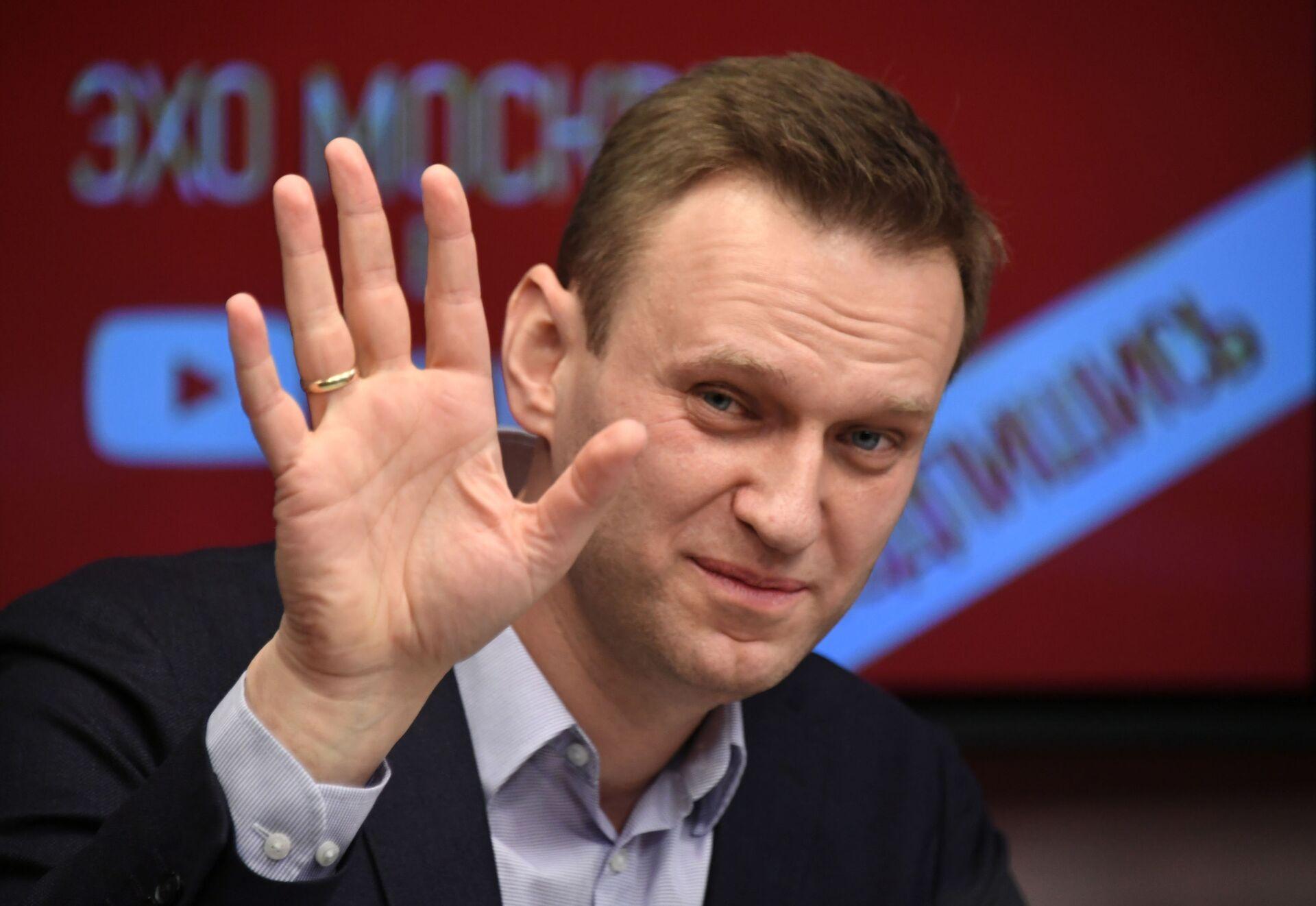 Алексей Навальный - Sputnik Грузия, 1920, 08.09.2021