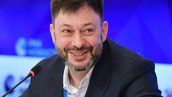 Кирилл Вышинский - Sputnik Грузия