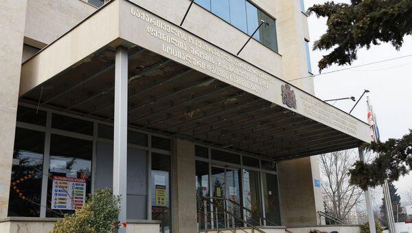 Министерство здравоохранения Грузии - Sputnik Грузия