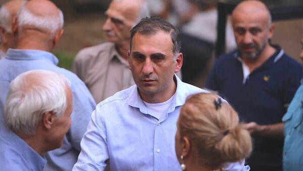 Алеко Элисашвили - Sputnik Грузия