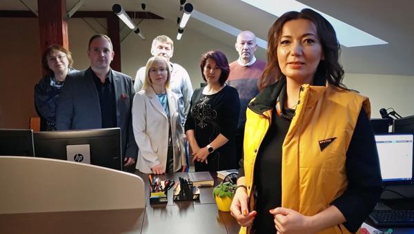Мы вернулись: Sputnik вышел на орбиту Эстонии - видео - Sputnik Грузия