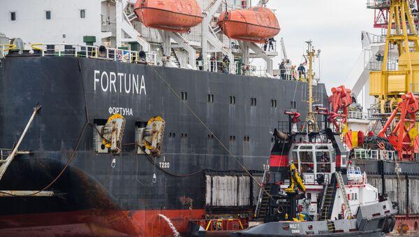 """მილგამყვანი გემი """"ფორტუნა"""" - Sputnik საქართველო"""
