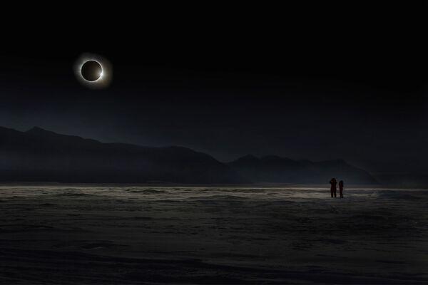Владимир Алексеев признан абсолютным победителем, он получил звание Лучший фотограф-путешественник 2020   - Sputnik Грузия
