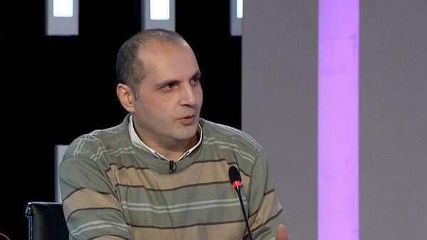 Эксперт по экономическим вопросам Акакий Цомая - Sputnik Грузия