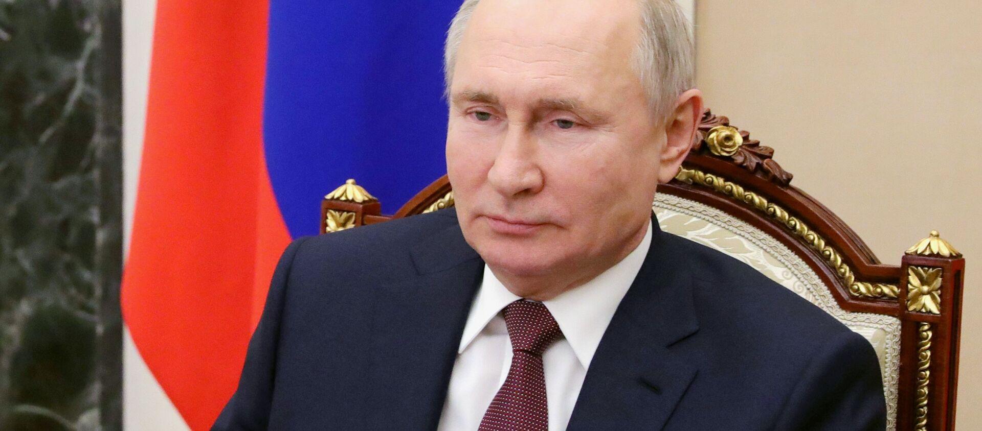 Владимир Путин - Sputnik Грузия, 1920, 08.02.2021
