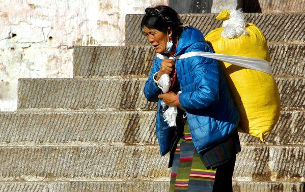 Жизнь тибетцев в этот сложный для всего мира год практически не отличается от прежней - Sputnik Грузия
