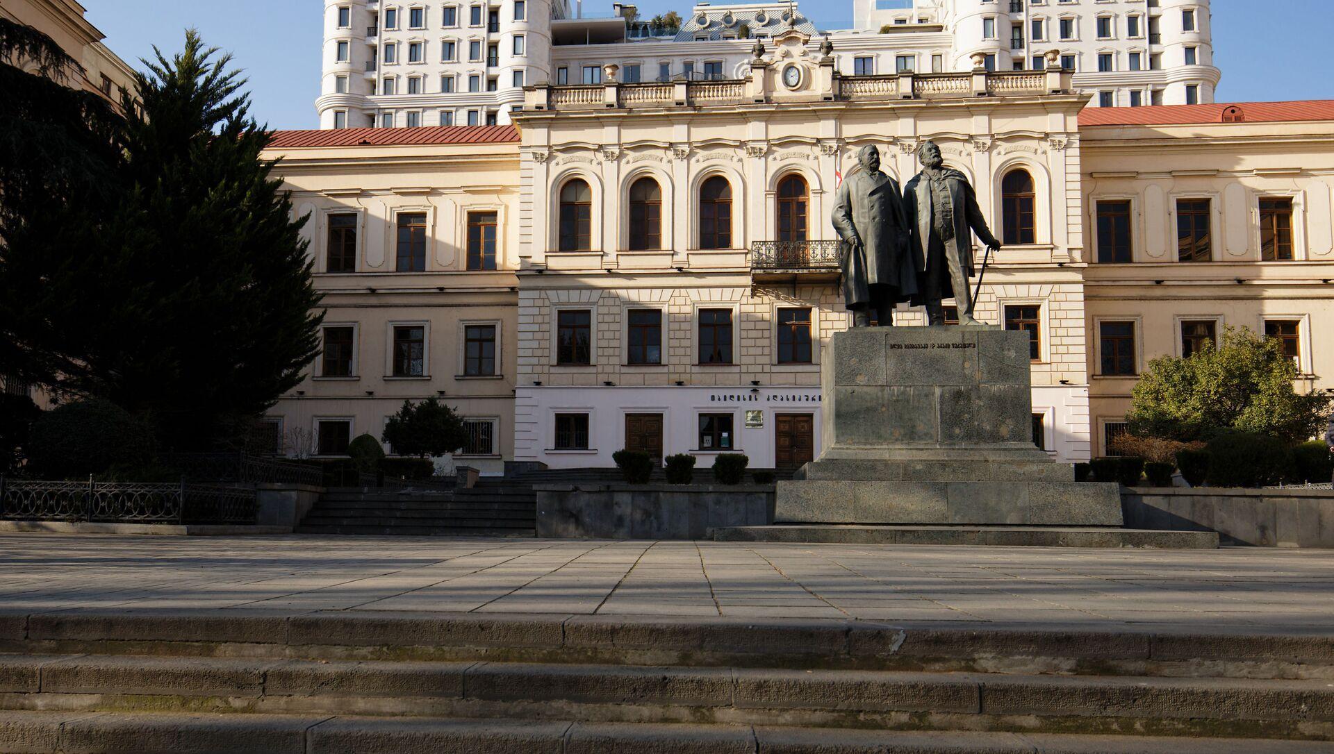 Первая тбилисская гимназия - Sputnik Грузия, 1920, 15.02.2021