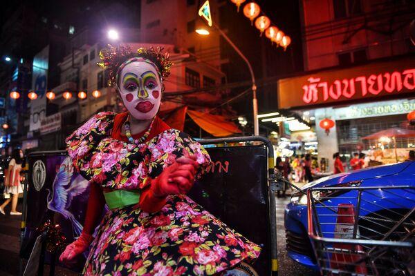 Китайский Новый год - Чунь цзе, означает Праздник Весны. Для китайцев это самый важный праздник, его отмечают уже более двух тысяч лет - Sputnik Грузия