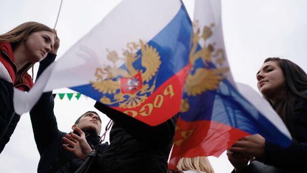 Участники фестиваля в Краснодаре Россия - Sputnik Грузия