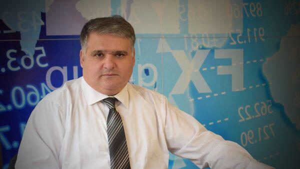 Вице-президент Центра международного прогнозирования и исследований Ника Шенгелия - Sputnik Грузия