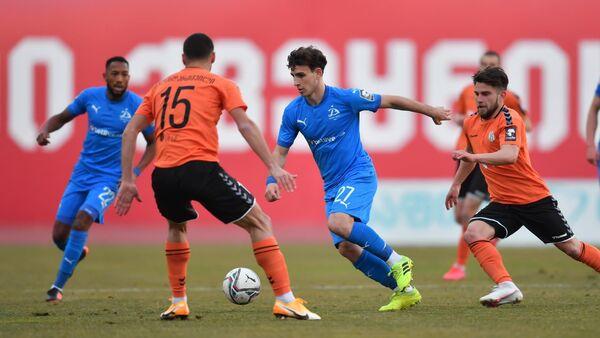 Чемпионат Грузии по футболу - Динамо Тбилиси и Самгурали - Sputnik Грузия