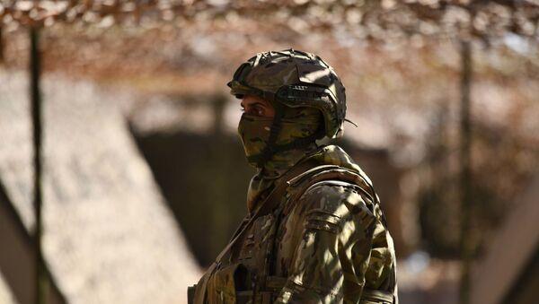 Учения ОДКБ Нерушимое братство-2019 в Таджикистане - Sputnik Грузия