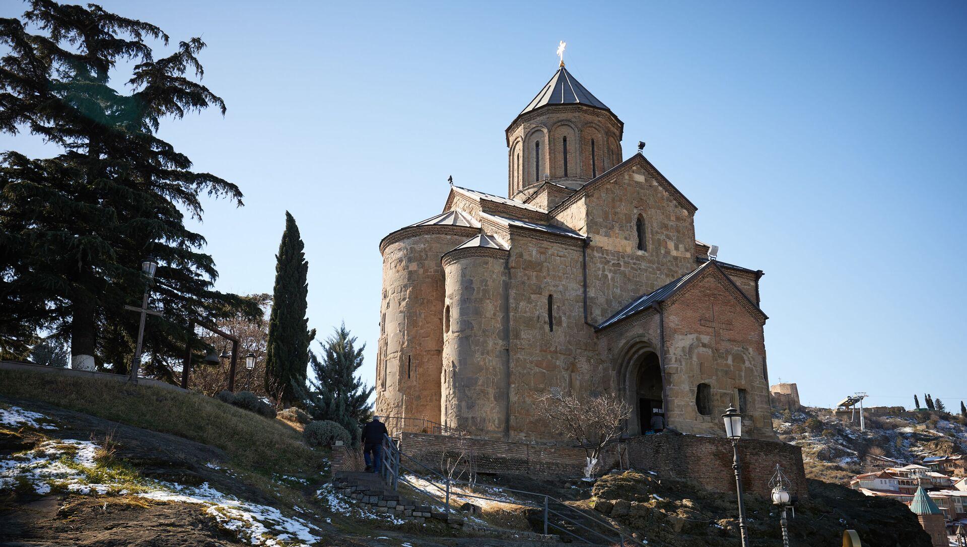 Метехская церковь - Sputnik Грузия, 1920, 26.03.2021