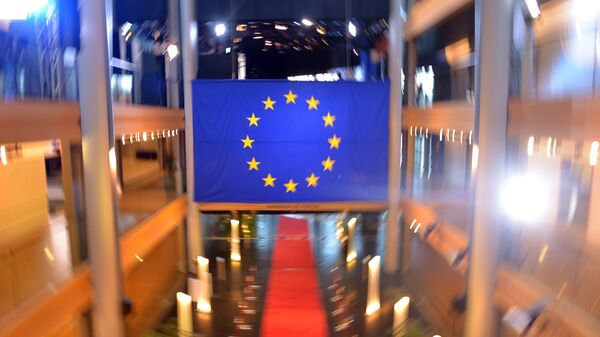 ევროკავშირის დროშა - Sputnik საქართველო