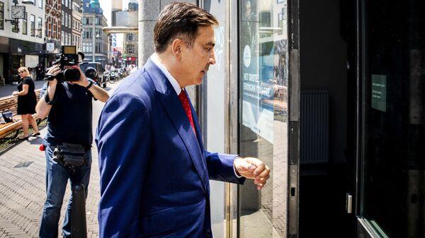 Михаил Саакашвили, архивное фото - Sputnik Грузия