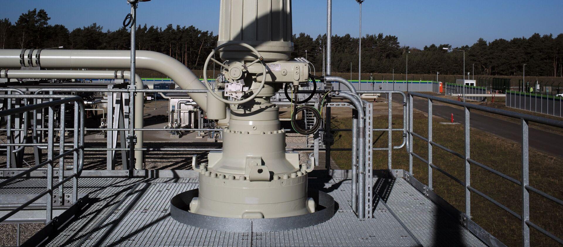 Строительство газопровода Северный поток - 2 в Германии - Sputnik Грузия, 1920, 12.03.2021